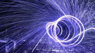 Учёные на МКС зафиксировали движение электронов высоких энергий