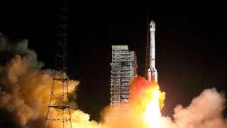 Китай запустил два навигационных спутника «Beidou-3»