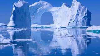 Ледники Антарктики начали таять намного быстрее