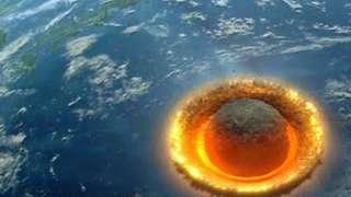Учёный рассказал остолкновении Земли спланетой-пришельцем