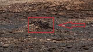 На Марсе найдены обломки НЛО, похожего на «Лексс»