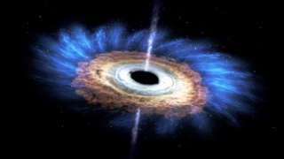 Астрофизики поняли, по какому принципу плазма извергается в чёрных дырах