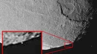 На Луне обнаружили огромное здание неизвестного происхождения
