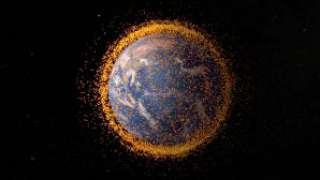 Космический мусор сотрёт с лица Земли Европу и Азию
