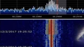 Учёные зафиксировали в атмосфере странный звук