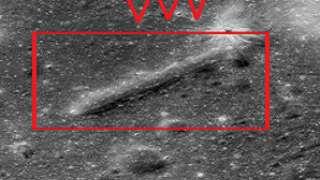 Уфологи обнаружили на Луне гигантскую подводную лодку