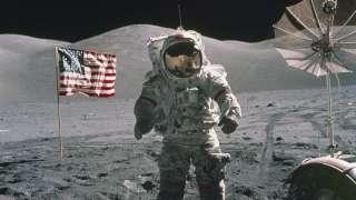 Луна, туда и обратно