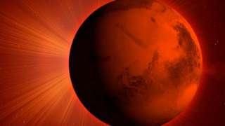 Земля и Марс не были соседями в древности: Красная планета похожа на метеорит