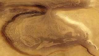Учёные объяснили, куда исчезла вода на Марсе