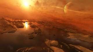 Наконец составлена полная карта поверхности  Титана