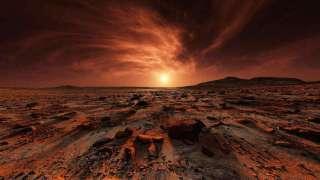 Пропажа воды на Марсе: новые гипотезы ученых