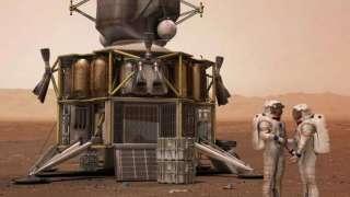 Boeing или SpaceX: кто первым высадится на Марс