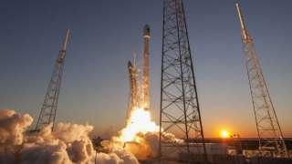 Потеря спутника Zuma: первые комментарии президента SpaceX