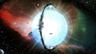 Ученые исключили футуристическую гипотезу происхождения загадочного мерцания звезды Табби
