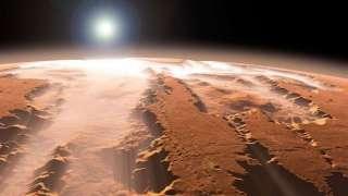 Вода на Марсе доступна для использования и находится близко от поверхности: к такому выводу пришли ученые
