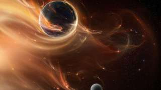 Космическая пыль: открыт новый инструмент переноса живого вещества