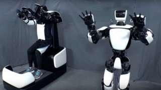 Роботы Toyota для покорения космоса