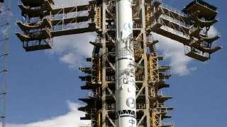Китай – главный конкурент США в космической гонке