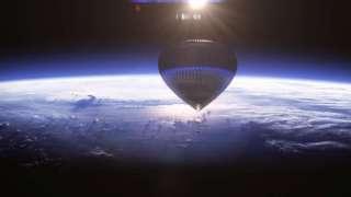 Пилотируемый воздушный шар скоро запустит в стратосферу Сингапур