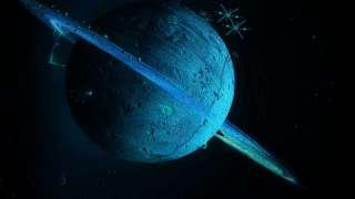 Ученые имитировали уникальную форму льда, обнаруженную на Уране