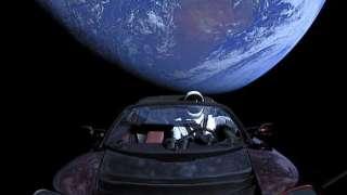 Судьба автомобиля Тесла: основные угрозы, которые ждут его в космосе
