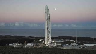 В SpaceX снова готовятся к пуску: компания отправит в космос одну из своих ракет