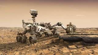 В 2020 году на Марс отправится автономная лаборатория