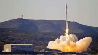Многоразовые ракеты:  как это работает
