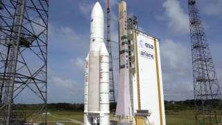 Стали известны причины неполадок при запуске Ariane 5 от 25 января