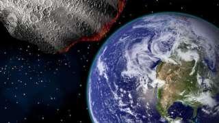 К Земле надвигается крупный астероид размером с футбольное поле