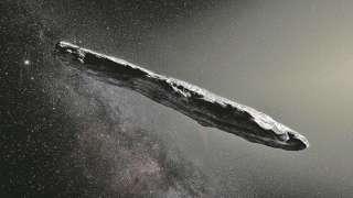 Учёные считают, что происхождение астероида Оумуамуа не связано с нашей планетной системой