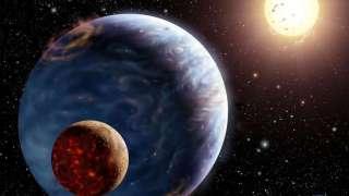Астрономы обнаружили сразу две новые экзопланеты