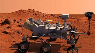 NASA отправит Mars 2020 на Красную планету вместе с дроном