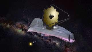 """NASA перенесло запуск нового телескопа """"Джеймс Уэбб"""" на май 2020 года"""