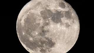 Новая карта Луны пролила свет на возникновение огромных кратеров