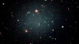 Учёные впервые нашли галактику без тёмной материи