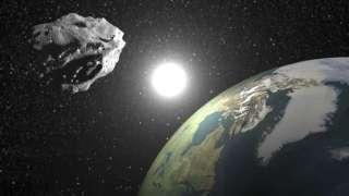 Учёные определили, что размеры упавших в прошлом на Землю метеоритов сильно преувеличены