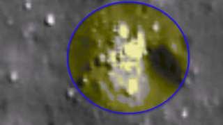 Уфолог обнаружил на поверхности Луны странные объекты