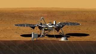 В мае 2018 года NASA отправит на Марс исследовательский зонд InSight