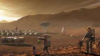 Специалисты рассказали, как защититься от радиации во время колонизации Марса