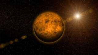 Учёные не исключают, что на Венере есть жизнь