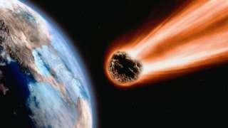 Конспирологи ожидают в следующем году столкновение с крупным астероидом, который уничтожит жизнь на Земле