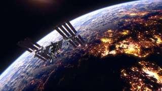 Рядом с МКС зафиксировано сразу семь неопознанных объектов