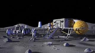NASA начало сотрудничество с частными компаниями в рамках проекта по колонизации Луны