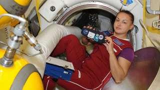 Космонавт Елена Серова поделилась подробностями своего пребывания на МКС