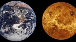 Учёные сообщили, что Земля может столкнуться с Венерой