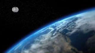 Учёные установили, что Земля имеет два спутника