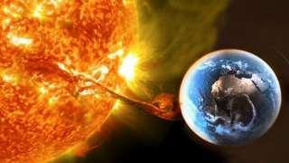 17 мая на Землю обрушится магнитная буря