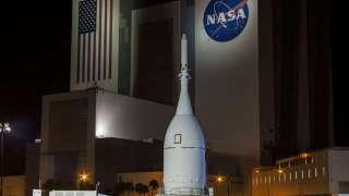 В 2019 году NASA отправят к Луне новый космический корабль
