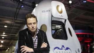 Илон Маск заявил о начале работы над созданием дракона-киборга